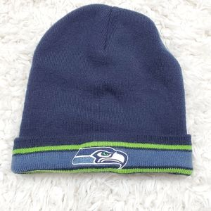 NFL Seattle Seahawks Youth Beanie OS
